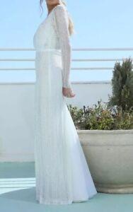 Israeli Designer Oria Azran Wedding Dress Size Small Hand Made Mfg Price 6 000 Ebay,Navy Blue Wedding Dress Plus Size