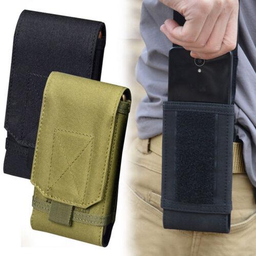 Men/'s Tactical Molle Pouch Belt Waist Bag Fanny Pack Purse Hiking Sport Bum Bag