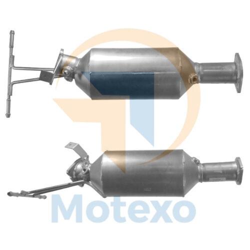 Exhaust Diesel Particulate Filter DPF VOLVO V70 2.4TD D5 FWD D5244T4 5//05-12//07