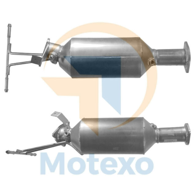 DPF027 DIESEL PARTICULATE FILTER DPF FOR FORD MONDEO 2.0 2007