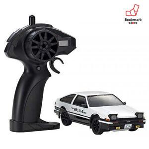 Radio-Control-Electrico-Touring-Car-primer-minuto-Initial-D-Toyota-Sprinte-Kyosho