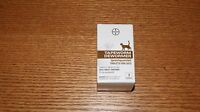 Bayer Expert Care Tapeworm Dewormer For Cats & Kittens 3 Tablets -new