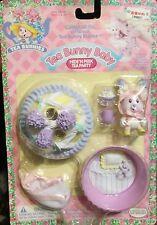 Tea Bunny Baby Tea Party Hide'n Peek Sweet Lavender w/Lemon Meringue Pie