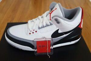 New Nike Air Jordan 3 Tinker Hatfield Uk 8 Eu Size 42 5 Ebay