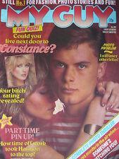 MY GUY MAGAZINE 24/10/81 - MARC HARMON