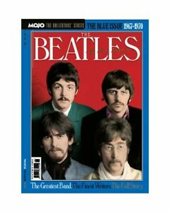 MOJO-Collectors-Edition-BRAND-NEW-COPY-The-Beatles-Blue-Edition-Fab-4