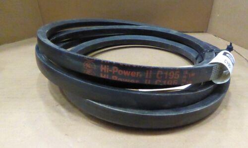 Gates Hi-Power Belt C195