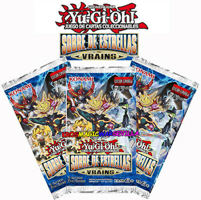 3 X HIDDEN ARSENAL 6 3 SOBRES ARSENAL SECRETO 6 SELLADOS EN ESPAÑOL YUGIOH