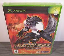 Bloody Roar Extreme (Xbox) BRAND NEW. Mint