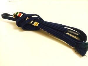 OBIJIME-Sur-ceinture-de-obi-Bleu-marine-Made-in-Japan-123
