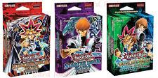 Yugioh Starter Deck Yugi and Kaiba Reloaded + Yugi/Kaiba Special Edition Box