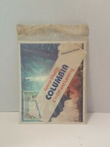 VINTAGE-SPACE-SHUTTLE-CHALLENGER-LIFT-OFF-TO-LANDING-8-BEAUTIFUL-PHOTO-PRINTS