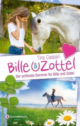 1 von 1 - Der schönste Sommer für Bille und Zottel / Bille und Zottel Bd. 2 von Tina Caspa