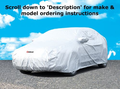 Available For All Jaguar Models Richbrook Tailored Indoor//Outdoor Car Covers