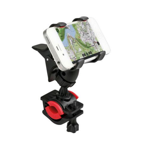 Support de Vélo Moto Quad Universel pour Smartphone Téléphone Mobile Porte GPS