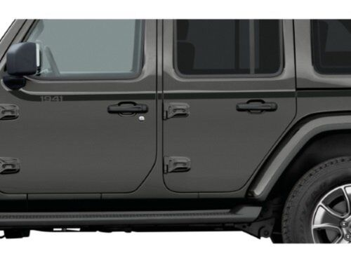 1941 Swoosh Jeep 82215731 2018 Wrangler Bodyside Graphic 4 Door