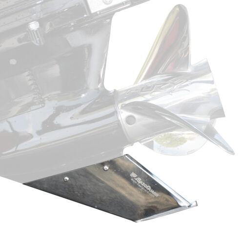 Megaware SkegGuard Stainless Yamaha 200-225-250-300 2 /& 4 Stroke 2003-Present