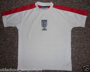 "ENGLAND / 1999-2001 - UMBRO - vintage JUNIOR Jersey / Shirt. Size: LB, 30/31"" - Poland, Polska - ENGLAND / 1999-2001 - UMBRO - vintage JUNIOR Jersey / Shirt. Size: LB, 30/31"" - Poland, Polska"