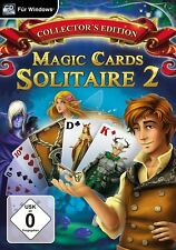 Artikelbild Magic Cards Solitaire 2 - Collectors Edition PC NEU OVP