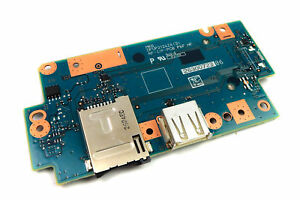 Panasonic-DFUP-2124ZA-3-Toughbook-CF-19-MK6-HSDPA-PCB-USB-amp-Sim-Card-Tray