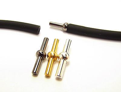 Top Qualität, Verbinder Steckverschluss für 3-mm-PVC-Schlauch, 3 Farben; CV14
