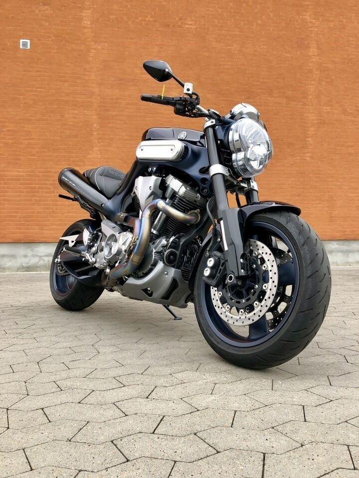 Yamaha, Yamaha MT01, ccm 1700