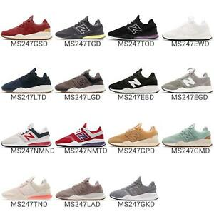 3dd12876232de New Balance MS247 D 247 Mens Running Shoes Sneakers Sport Style Pick ...