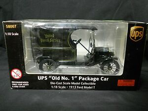 Package 58007 Voiture Ups No 1 Norscot YvwqxZE6