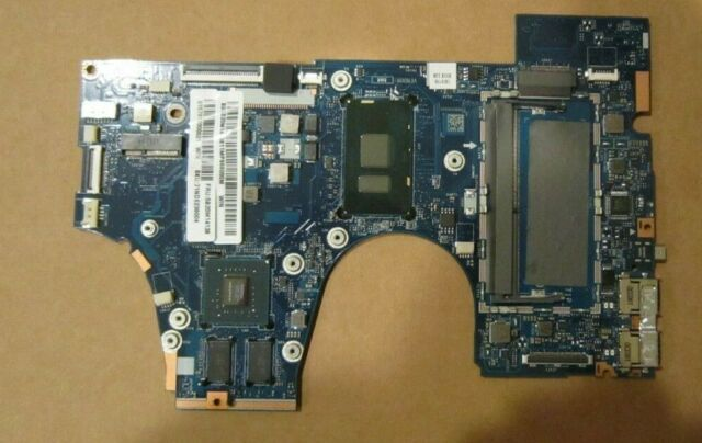 Lenovo 710-15IKB Laptop Motherboard w// Intel i7-7500U 2.7GHz CPU 5B20M14138