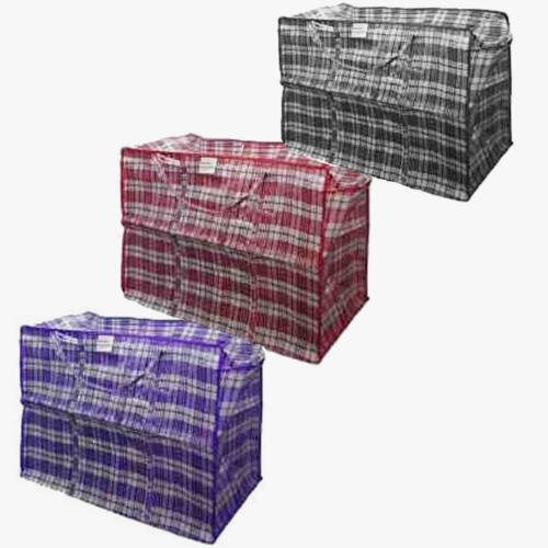 Storage Moving Laundry Bags Jumbo Extra Strong and Durable Shopping UK Stock
