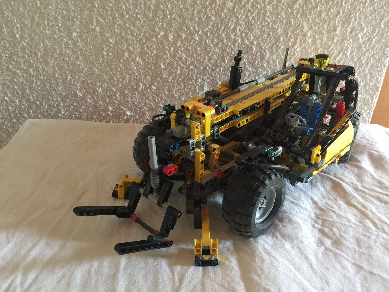 Verkaufe Lego Technic Teleskoplader- Lego 8295