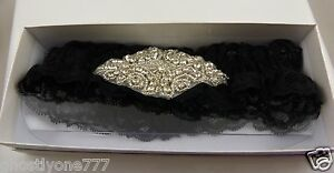 sexy-black-clear-bling-crystal-garter-for-wedding-or-costume-fancy-lace