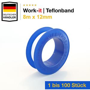 Premium PTFE Teflonband Teflon Gewindedichtband Teflondichtband Dichtungsband