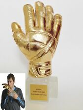 927787a97 GOLDEN GLOVE 2014 FIFA WORLD CUP BEST GOALKEEPER AWARD TROPHY FOOTBALL  SOCCER