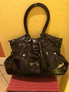 Image is loading Vintage-Salvatore-Ferragamo-Patent-Leather-Celtico-Bag -Absolutely- 491feadda27cf