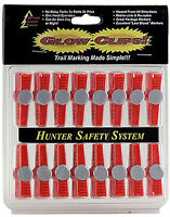 Hunter Safety Systems Glow Clips 16 Pack