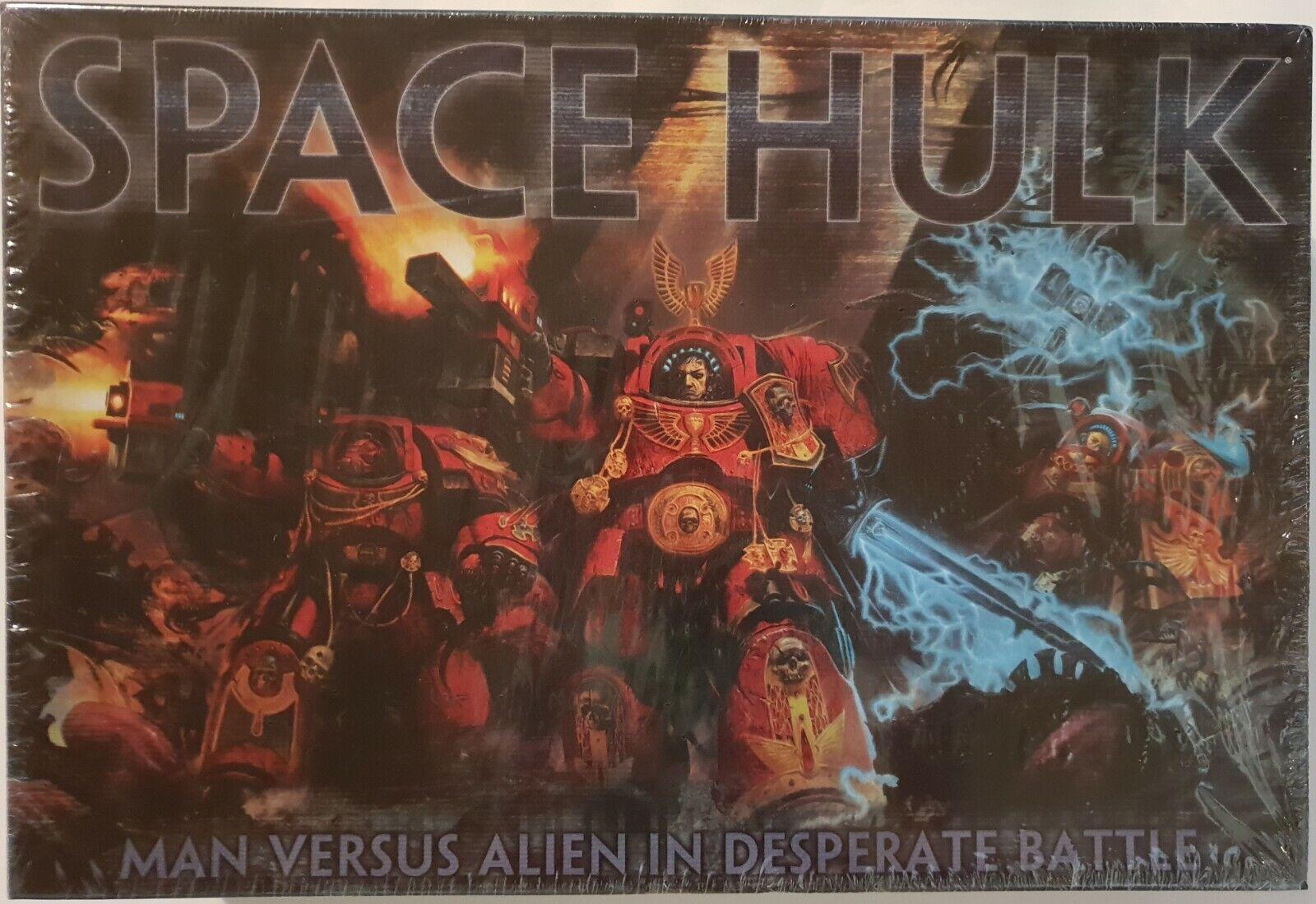 Space Hulk Board spellen English Version spellen werkplaats 60-SH-00 \356;346
