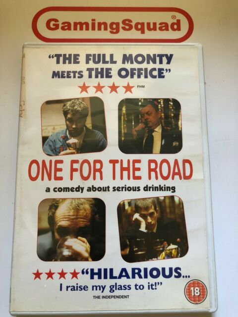 One for the Road DVD Next Day Dispatch Free Postage