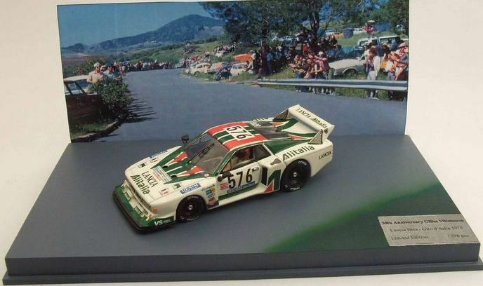 Lancia Beta MonteCarlo - Alitalia - G. Villeneuve - Tour Italie 1979  576 - Best