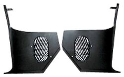 65-66-Chevelle-and-El-Camino-Kick-Panels-NO-A-C-Black