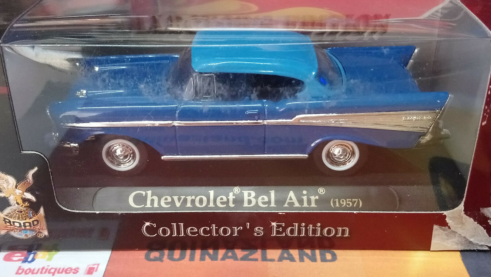 Yatming Collector's Edition Chevrolet Bel AIr 1957 1 43 (9954)
