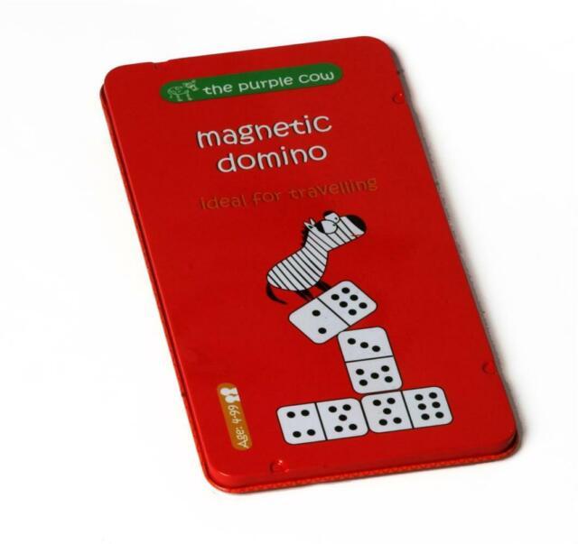 gioco magnetico per giocare dove e quando vuoi Domino magnetico