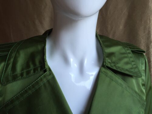 Runway Coat Marc Green Size Trench Jacket 6 Jacobs AngwHa