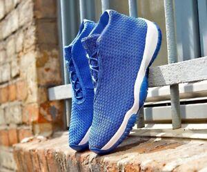 save off 007a5 cc941 Image is loading NEW-Nike-Air-Jordan-Future-Varsity-Royal-Blue-