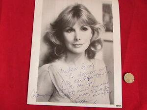Susan-HAMPSHIRE-Actress-Original-Hand-Signed-10-X-8-Photograph