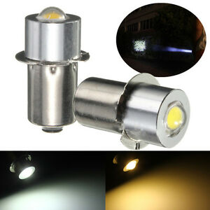 1w High Power P13 5s Led Flashlight Replacement Bulb