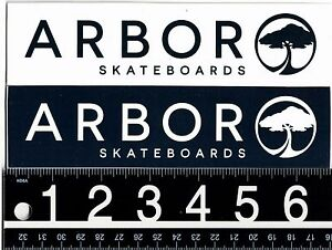 ARBOR-SKATEBOARDS-STICKER-Arbor-Collective-Skate-Snow-6-5-in-x-1-75-in-Decal