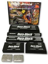 Dura Block 6 Piece Sanding Block Set AF4400 AF4401 AF4402 AF4404 2x-AF4405 AF44A