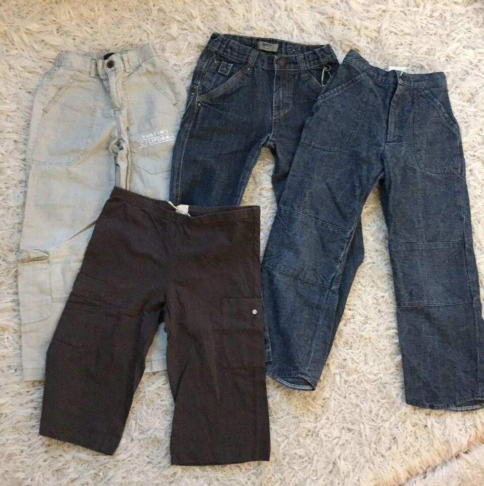 Blandet tøj, Tøjpakke 6 år, Norlie
