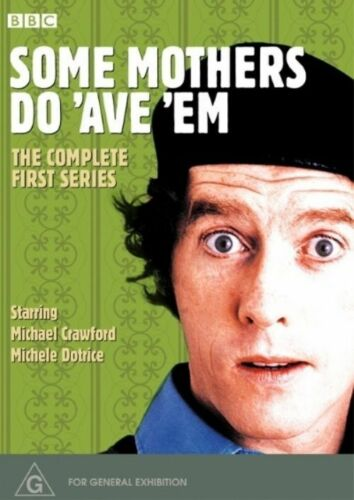 1 of 1 - Some Mothers Do 'Ave 'Em : Series 1 (DVD, 2003)